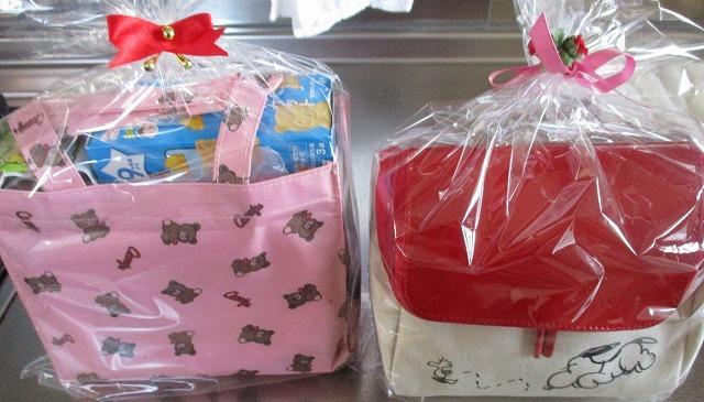 クリスマスプレゼントを持って長女夫婦の家へ_b0163804_18522309.jpg