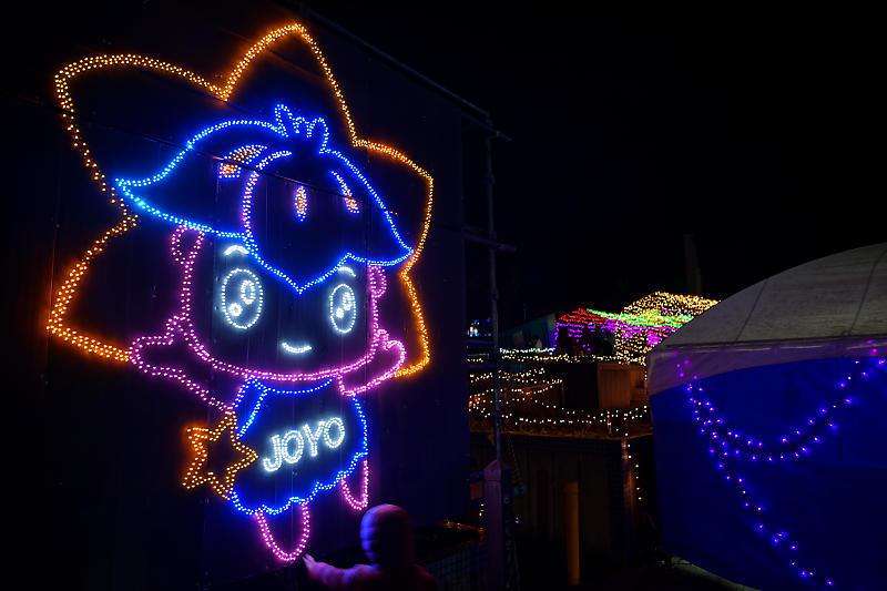 2019クリスマスイルミネーション@TWINKLE JOYO2019_f0032011_20040919.jpg