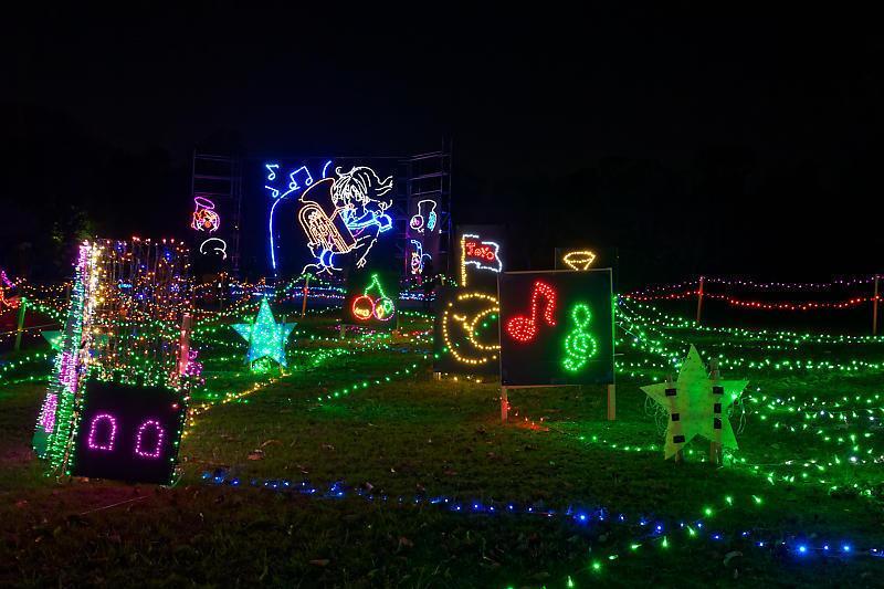 2019クリスマスイルミネーション@TWINKLE JOYO2019_f0032011_20331987.jpg