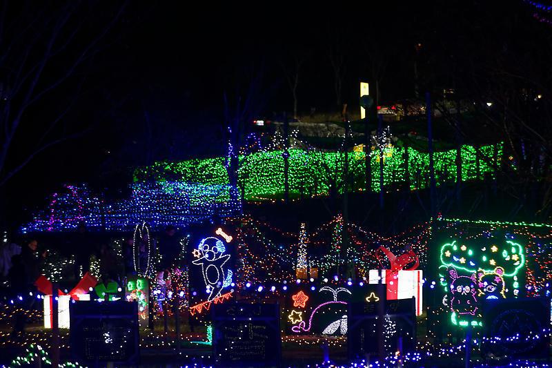 2019クリスマスイルミネーション@TWINKLE JOYO2019_f0032011_20373903.jpg