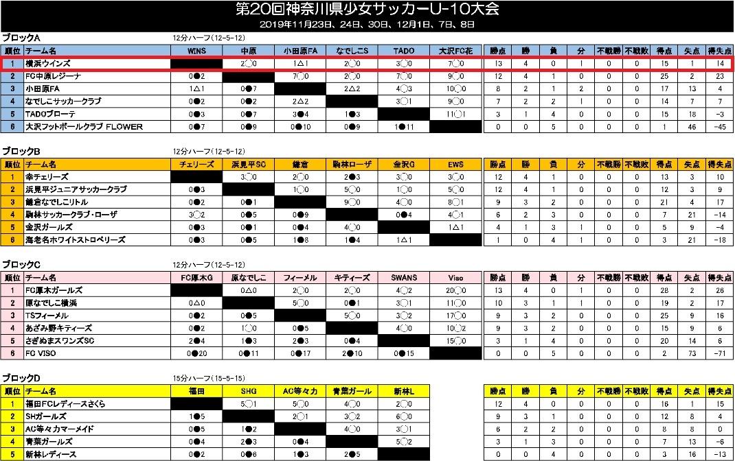 神奈川県少女サッカーU-10大会(ブロック1位)_f0375011_21504289.jpg