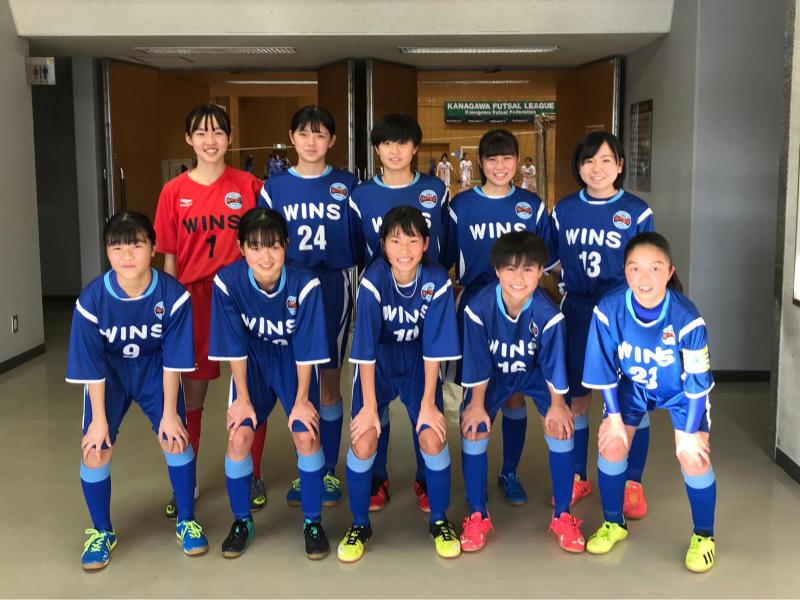 県女子フットサルリーグ 第9節(最終節)_f0375011_22214578.jpg