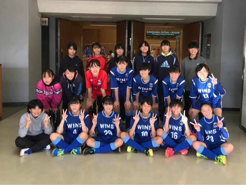 県女子フットサルリーグ 第9節(最終節)_f0375011_22271900.jpg