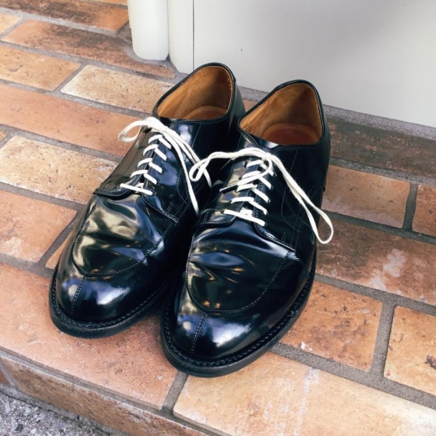 靴磨きすると、、、、やっぱり見違える_f0283816_14085084.jpeg