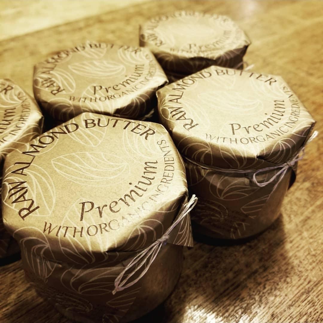 生アーモンドバター Premium_f0120026_17214701.jpg