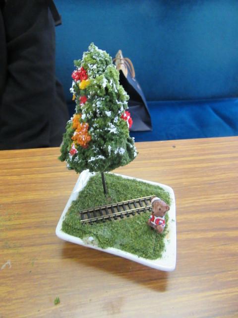 12月14日 レトロな駅舎にて、クリスマスステーションin八瀬_f0227828_08215902.jpg