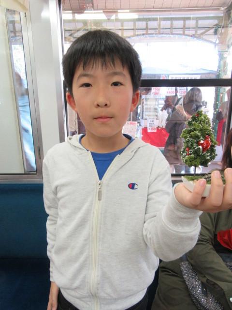 12月14日 レトロな駅舎にて、クリスマスステーションin八瀬_f0227828_08275897.jpg