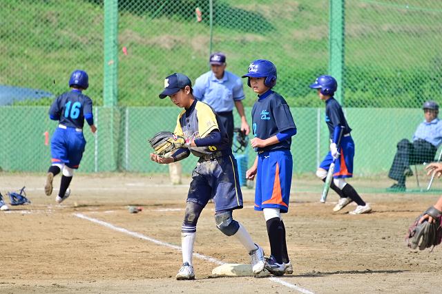 2019第14回ナガセケンコー杯二本松大会 宝泉VS那須中央_b0249247_23125319.jpg