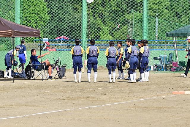 2019第14回ナガセケンコー杯二本松大会 宝泉VS那須中央_b0249247_23130455.jpg
