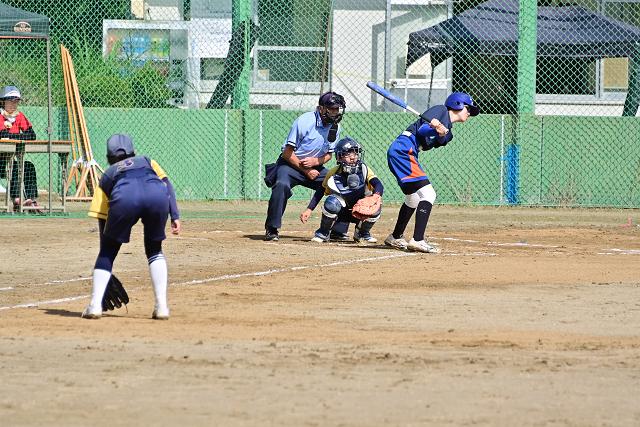 2019第14回ナガセケンコー杯二本松大会 宝泉VS那須中央_b0249247_23130474.jpg