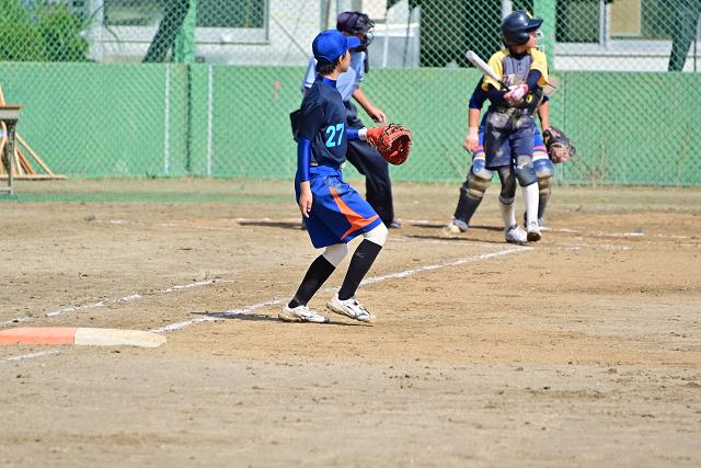 2019第14回ナガセケンコー杯二本松大会 宝泉VS那須中央_b0249247_23131369.jpg