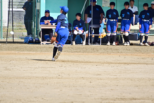 2019第14回ナガセケンコー杯二本松大会 宝泉VS那須中央_b0249247_23131454.jpg
