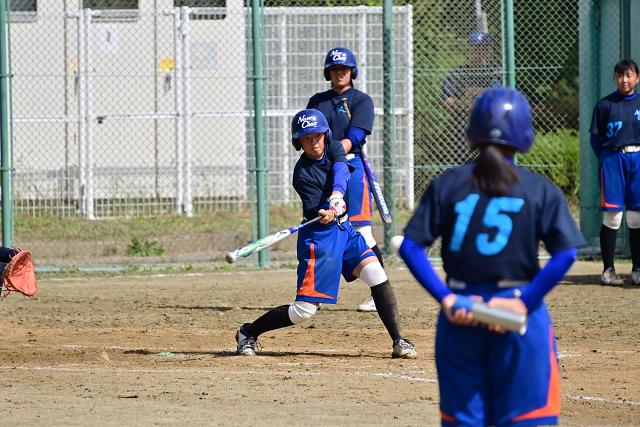 2019第14回ナガセケンコー杯二本松大会 宝泉VS那須中央_b0249247_23133166.jpg