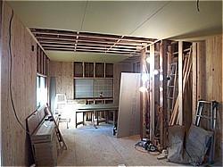 木造耐震補強工事-A邸 構造用合板_c0087349_11353134.jpg