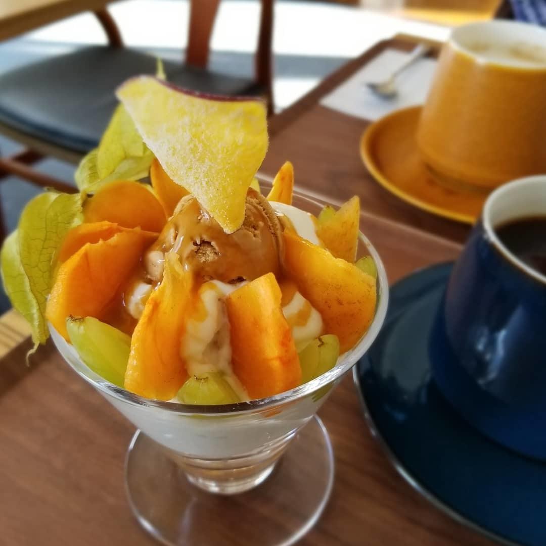 パニーニ&スープ ホリウチカフェ * Tea Timeに再訪♪_f0236260_01270242.jpg