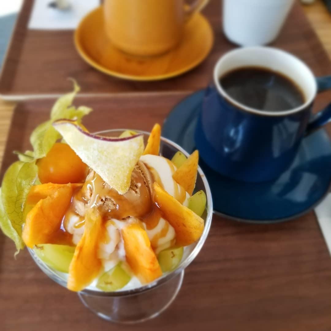 パニーニ&スープ ホリウチカフェ * Tea Timeに再訪♪_f0236260_01272534.jpg
