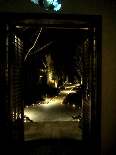 ルグラン軽井沢ホテル&リゾート * 南軽井沢・キャンドルナイト♪_f0236260_23410911.jpg