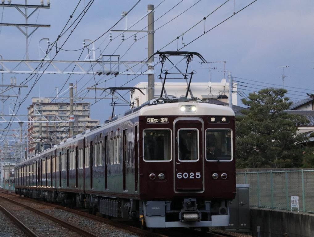 阪急6000系 6025F_d0202264_3462513.jpg