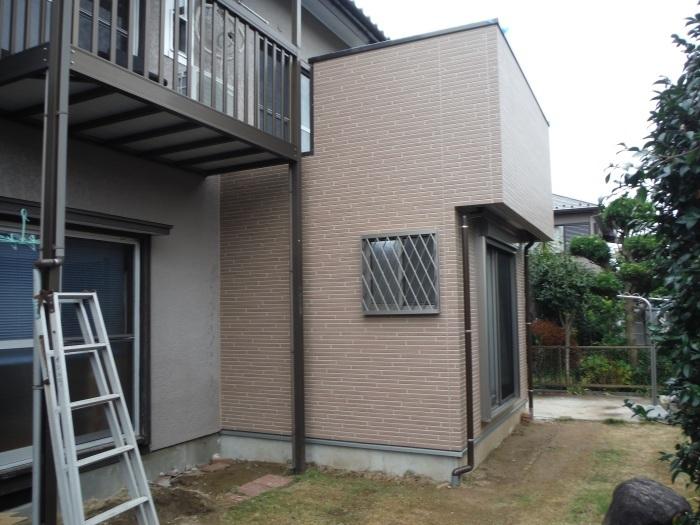 6畳間増築 ~  工事終了です。_d0165368_04294206.jpg