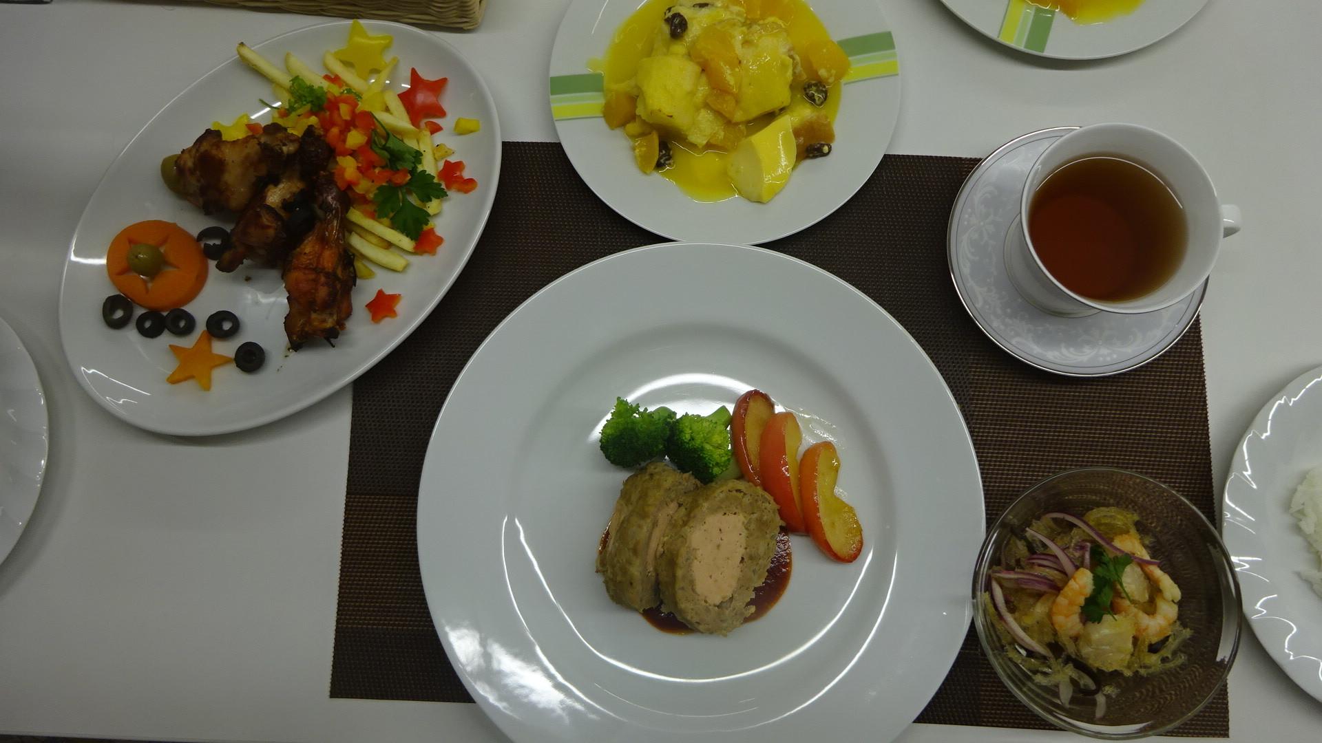 何を思ったか、料理教室に参加してみた_a0025572_23253240.jpg