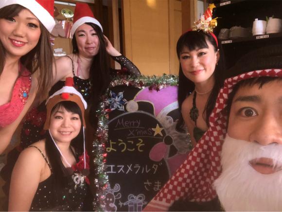 クリスマスが今年もやってくる〜_b0341872_17381881.jpg