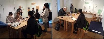 2019.12.16 大阪芸大舞台芸術学科舞台美術コースアートマネジメント企画展示 『視展ーみかたイロイロ』が開催されました!_e0189606_11385657.jpg