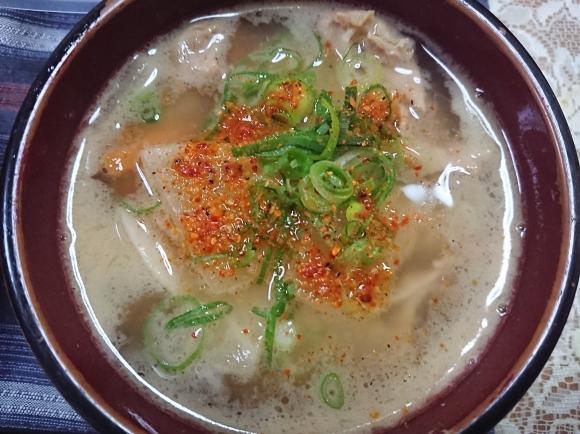 12/16 納豆丼&自家製豚汁セット@自宅_b0042308_10361483.jpg