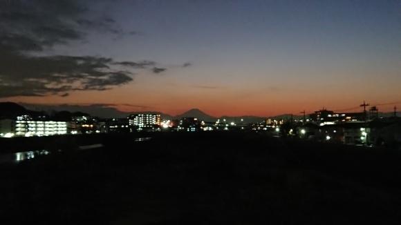 12/16 今日の富士山_b0042308_18525971.jpg