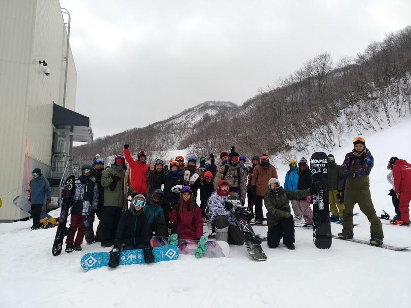 発滑りツアー!!㏌アライリゾート_f0229217_07522005.jpg