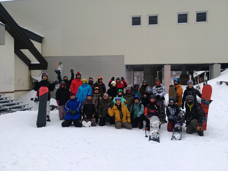 発滑りツアー!!㏌アライリゾート_f0229217_07535256.jpg