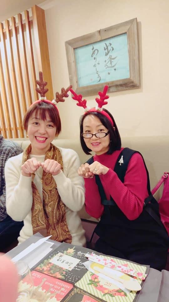一足早くメリークリスマス!!_a0126418_18160143.jpg