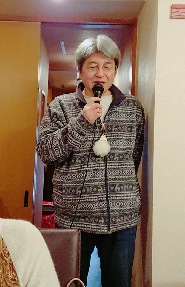 一足早くメリークリスマス!!_a0126418_18221851.jpg