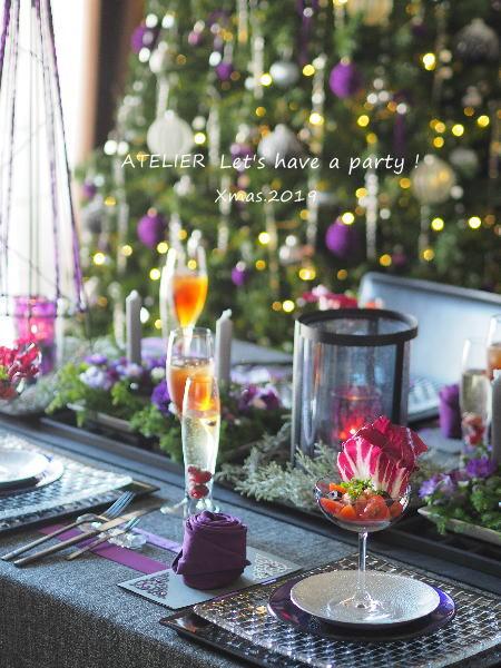 クリスマスのテーブルコーディネート&おもてなし料理レッスンは今日から4週目です!_c0082921_22164224.jpg