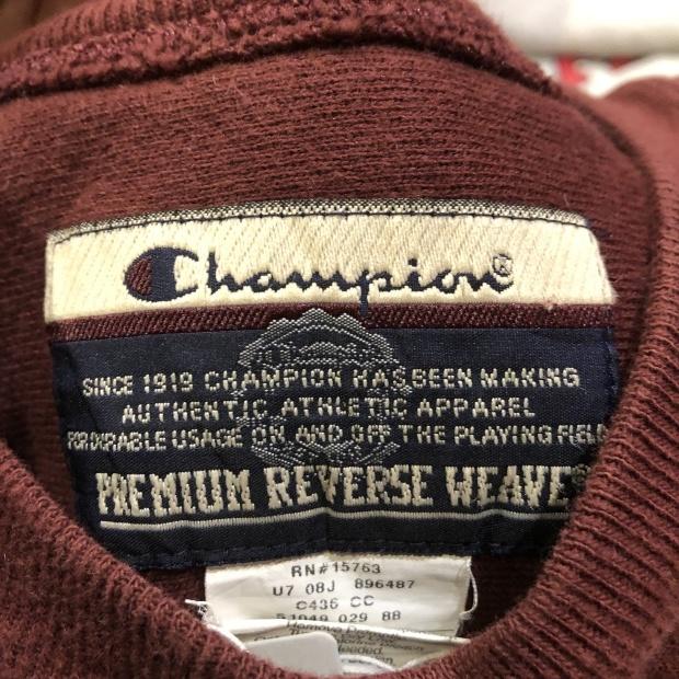 Champion REVERSE WEAVE!!!!!_c0355834_19285774.jpg