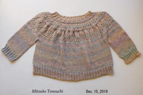 """""""ラナンキュラス""""というセーター     \""""Ranunculus\"""" sweater_b0029036_16425018.jpg"""