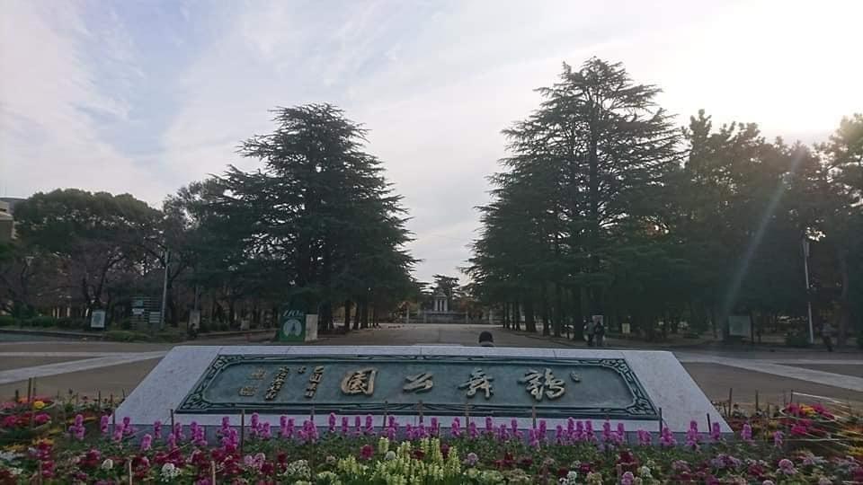 鶴舞公園スペシャルクリスマス2019_f0373339_14321946.jpg