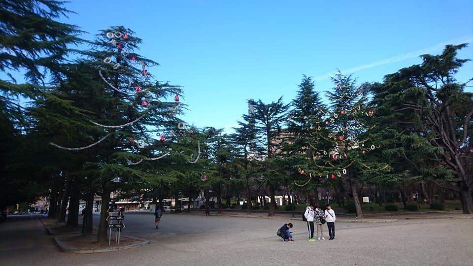 鶴舞公園スペシャルクリスマス2019_f0373339_14390443.jpg