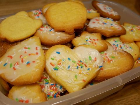 クリスマスクッキー作り_f0210340_06242836.jpg