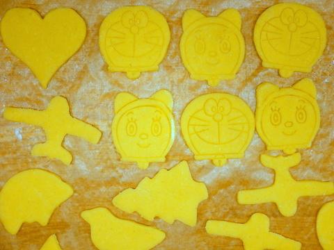 クリスマスクッキー作り_f0210340_07130375.jpg