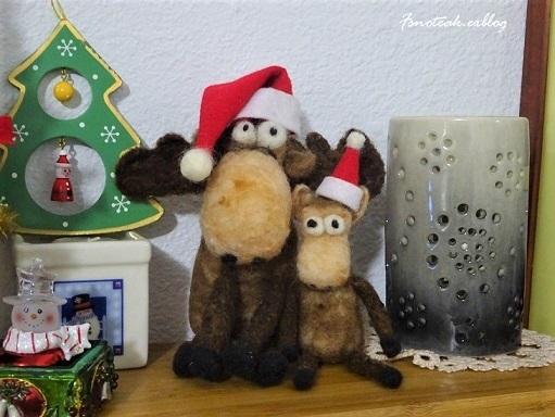 クリスマス  パーティ & ハット_d0356844_05580762.jpg