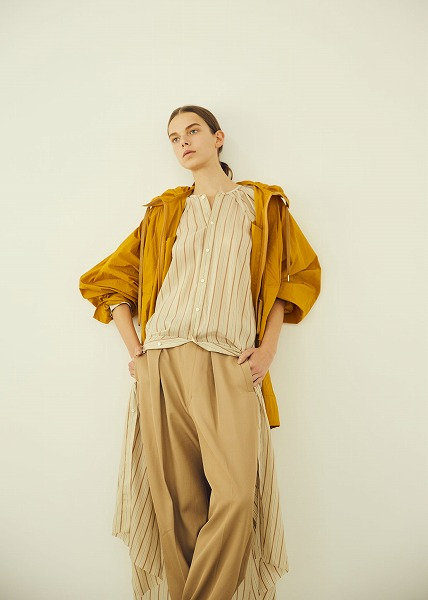 YOKE SPRING SUMMER 2020 COLLECTION JOSEF ALBERS look_e0171446_1431224.jpg