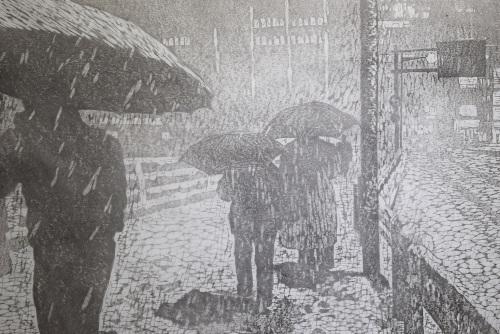 2019.12.11(水)〜12.17(火) TOKYO×PRINT×LANDSCAPE Ⅳ 〜新しい季節をまちながら〜@ 4日目_e0272050_13361073.jpg