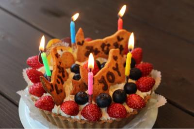 5才の誕生会♡_e0293553_06391096.jpg