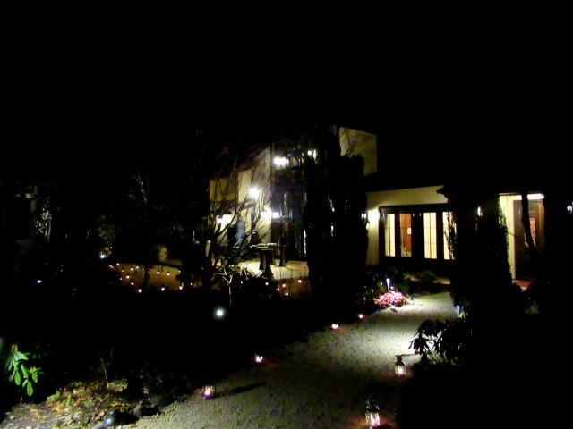 ルグラン軽井沢ホテル&リゾート * 南軽井沢・キャンドルナイト♪_f0236260_00091671.jpg