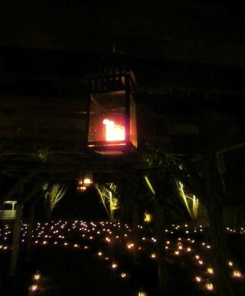 ルグラン軽井沢ホテル&リゾート * 南軽井沢・キャンドルナイト♪_f0236260_00102038.jpg