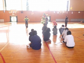 主催事業「親子deマリンクリスマス」報告_f0232663_14290088.jpg