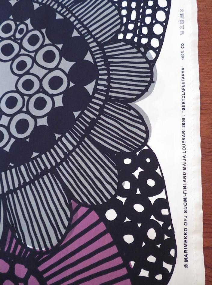 マリメッコ 『シールトラプータルハ』 モリス正規販売店のブライト_c0157866_19252947.jpg