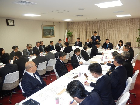2019.10.29 JA福島中央会からの要望_a0255967_16414797.jpg