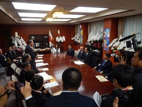 2019.10.29 JA福島中央会からの要望_a0255967_16415590.jpg