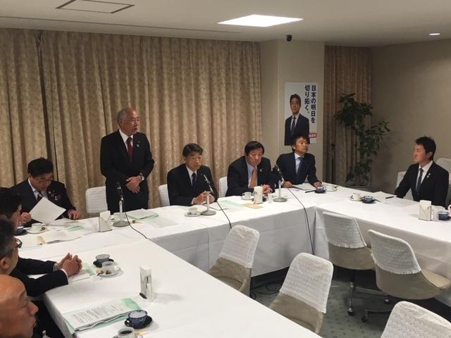 2019.11.13 福島県農業協同組合青年連盟からの要望_a0255967_17094350.jpg